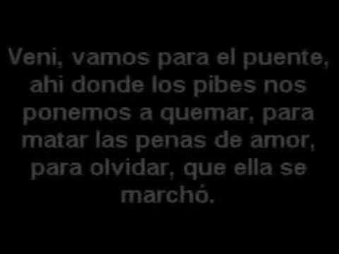La Liga - El Puente (Karaoke)