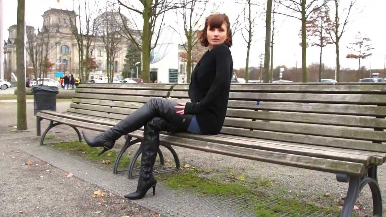 Very Long Boots Model 106 From Fernando Berlin Youtube