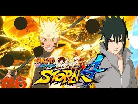 Naruto Shippuden Ultimate Ninja Storm 3 2013 XBOX360
