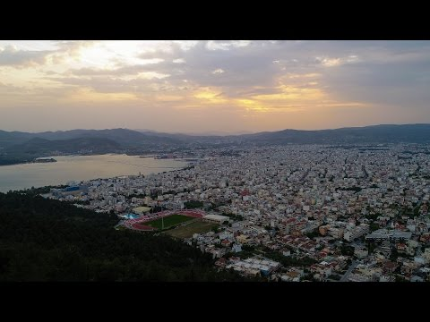 Volos From Above