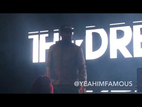 The Dream Performs Live On The Sextape Tour In NYC At Bowery Ballroom