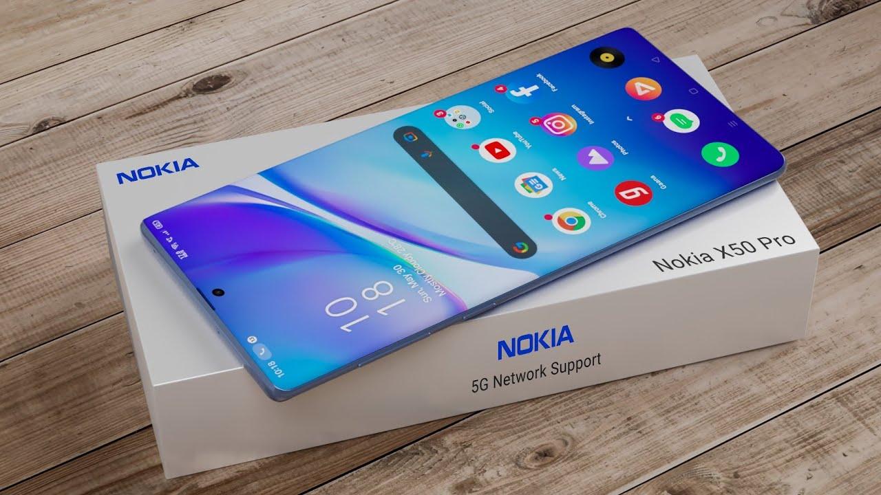 Nokia X50 Pro : 108MP SONY Camera , 5G | 120Hz Display, 6000mAh Battery #NokiaX50Pro