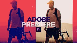 Premiere Pro Tutorial 2020   For Beginners