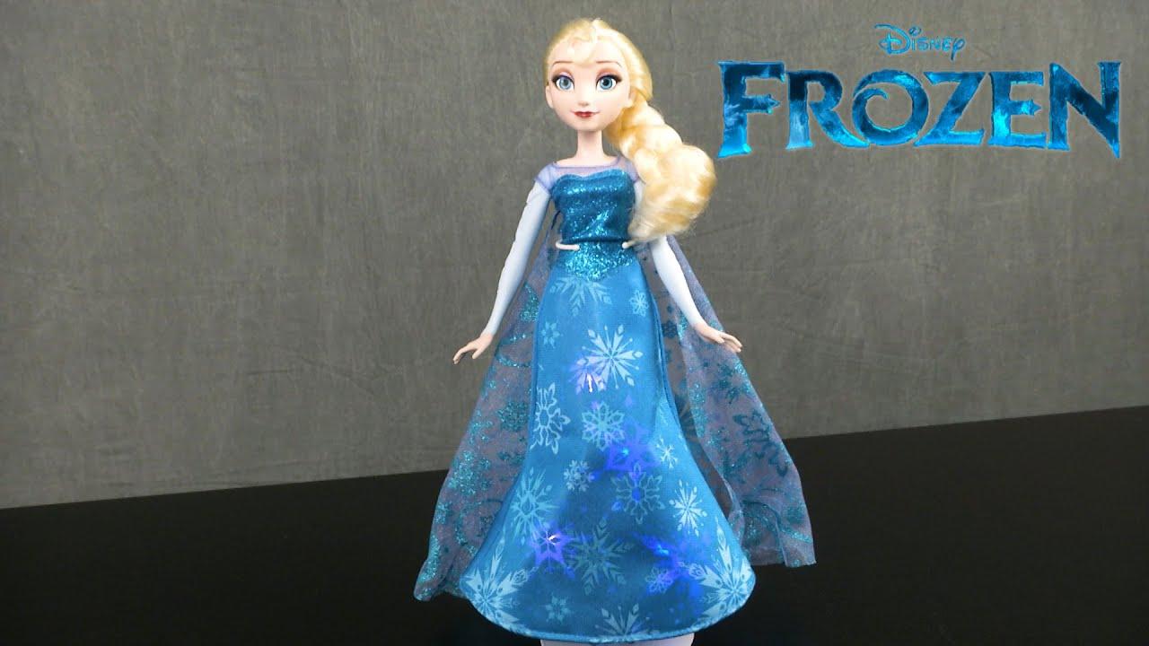 frost dukke elsa