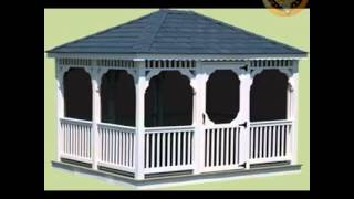 Gazebo Replacement - Tips To Find The Best Gazebo Manufacturer