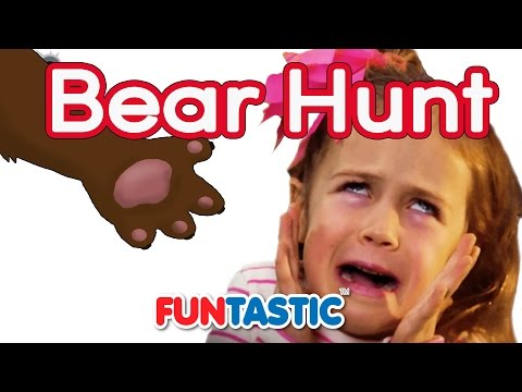 Bear Hunt   Nursery Rhymes   90 MIN   Action Songs