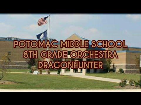 Potomac Middle School Orchestra Dragonhunter