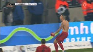 1.FC Magdeburg - FC Hansa Rostock 14.Spieltag 16/17|Sportschau