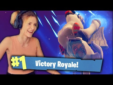 HE FELL OFF THE MAP! w/ Asivrs (Fortnite: Battle Royale Gameplay) | KittyPlays