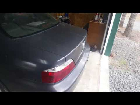 99-03 acura tl 3.2 jdm engine transmission swap part 1