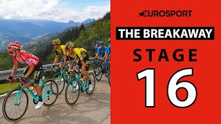 The Breakaway: Stage 16 Analysis | Vuelta a España 2019 | Cycling | Eurosport