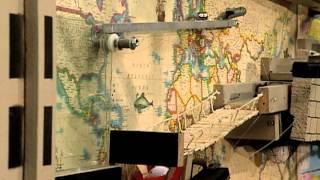 Rube Goldberg Coffee Making Machine