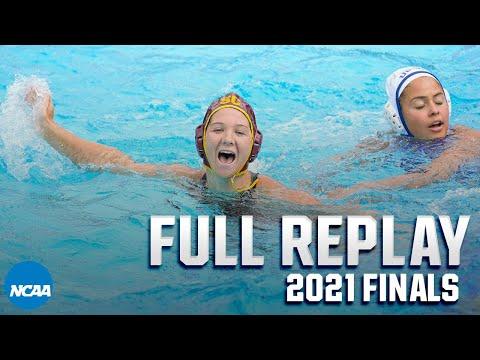 USC vs. UCLA: 2021 NCAA women's water polo championship | FULL REPLAY