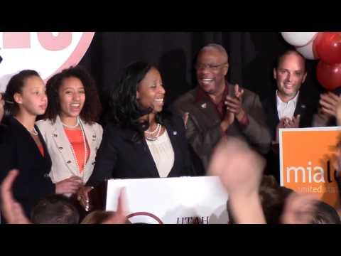 Election 2014: Mia Love victory speech
