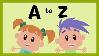 """Sing the Alphabet"" by ABCmouse.com"