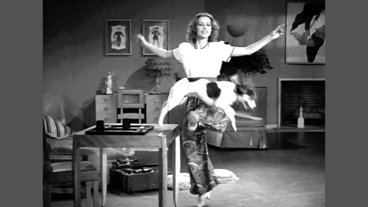 Image result for eleanor powell with her dog button