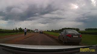 Авария Омск-Одесское