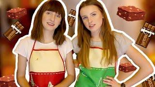 ROBIMY BROWNIE! Wiki i Madzia w kuchni! #2