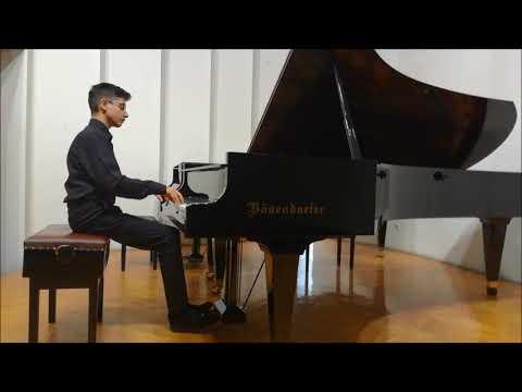 Beethoven Tempest Sonata 1st movement