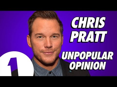 """Horses are POINTLESS"" Chris Pratt on Unpopular Opinion"