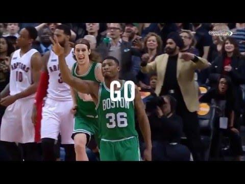 2015-2016 Boston Celtics Playoffs Pump Up