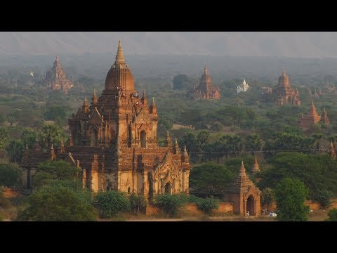 Мьянма – страна