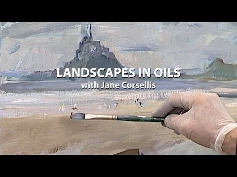 Landscapes in Oils with Jane Corsellis