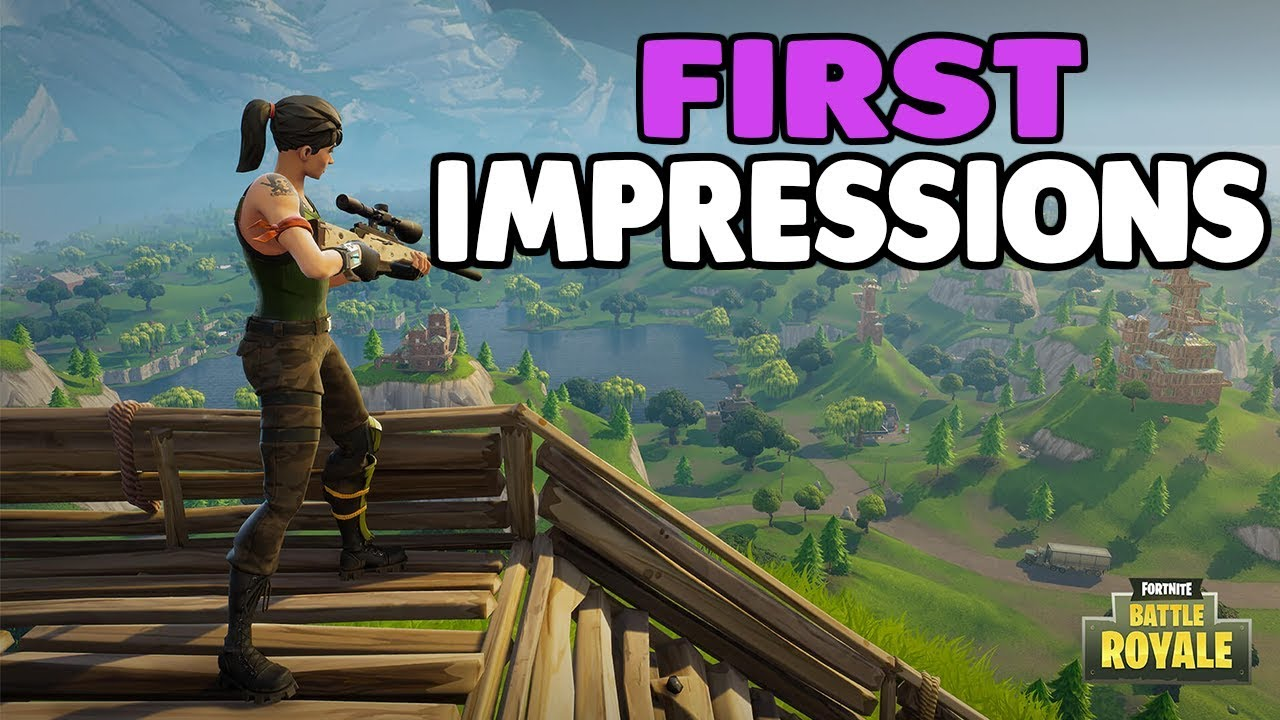 How To Better In Pubg: Fortnite Battle Royal First