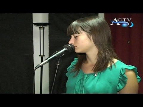 Alina Nicosia si prepara per Sanremo news agtv