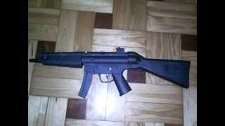 Maison BB airsoft gun