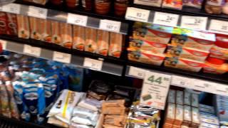 Покупка продуктов/Евроспар/