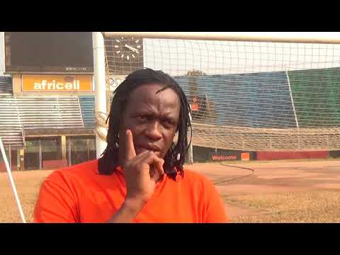 SIERRA LEONE FOOTBALL: African legend Lamin Bangura exclusive interview