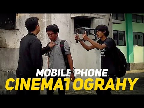 The process of filmmaking with cell phone - Short Action movie - Cell Phone CINEMATOGRAPHY streaming vf