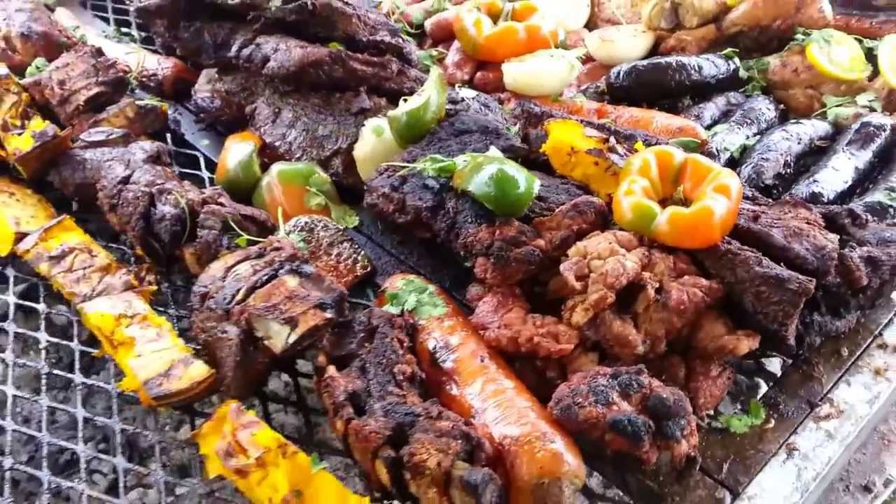 Onsite argentinian grill bbq caterer - Barbecue argentin ...