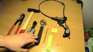 mtbchanneltube - Accorciare tubo freno idraulico shimano senza spurgo - Turoial MTB