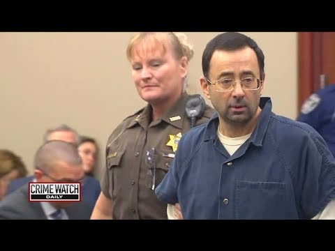 Pt. 1: Elizabeth Smart Interviews Larry Nassar Survivors - Crime Watch Daily with Chris Hansen