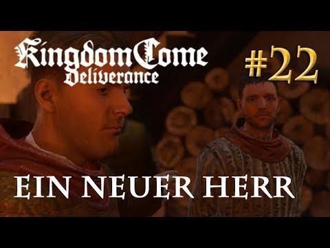 Let's Play Kingdom Come Deliverance #22: Ein neuer Herr  (Tag 21 / Blind / deutsch)
