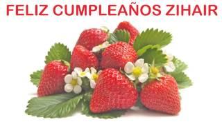 Zihair   Fruits & Frutas - Happy Birthday