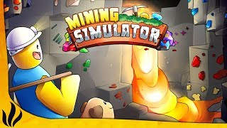ATTENTION THIS GAME IS REALLY VERY ADDICTIVE! (Roblox: Mining Simulator)