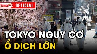 Tokyo nguy cơ trở thành 'Ổ DỊCH New York thứ 2'