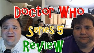 Doctor Who Series 5 Episode Ranking