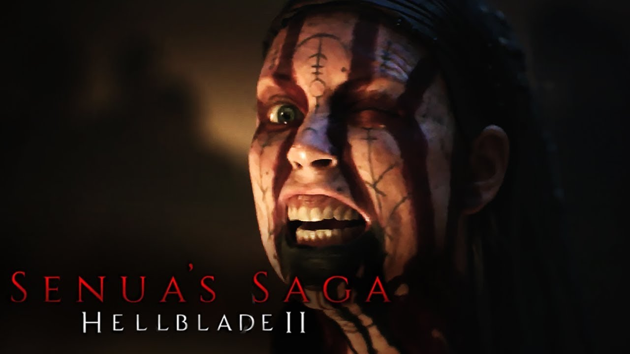 Senua S Saga Hellblade Ii Official Announcement Trailer The