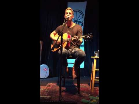 "Brett Young - ""Kiss by Kiss"""