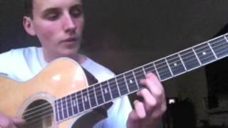 Top gear theme tune guitar lesson