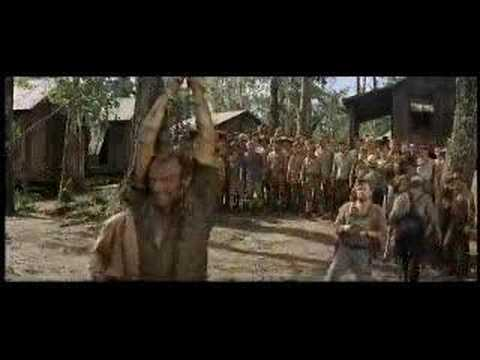 nevada smith's punishment scene