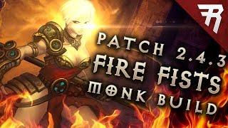 2.4.3 Monk Inna Build - Diablo 3 Reaper of Souls Season 9