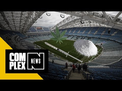 Fans Can Bring Weed, Cocaine, and Heroin to World Cup in Russia