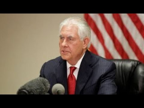 Tillerson warns of military action against North Korea