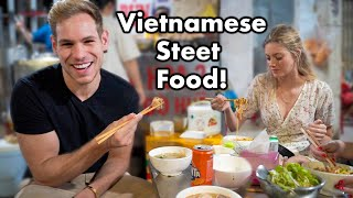 TRYING VIETNAMESE STREET FOOD! | Exploring with Cody (2020)