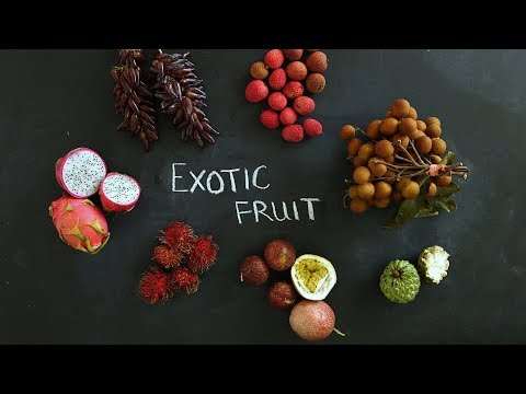 Demystifying Exotic Fruit- Kitchen Conundrums with Thomas Joseph